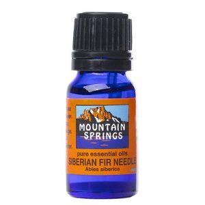 siberian fir needle essential oil