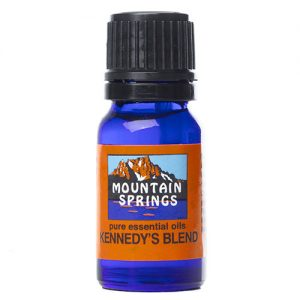 kennedy's blend essential oil