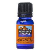 cinnamon leaf essential oil