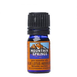 blue lotus absolute essential oil